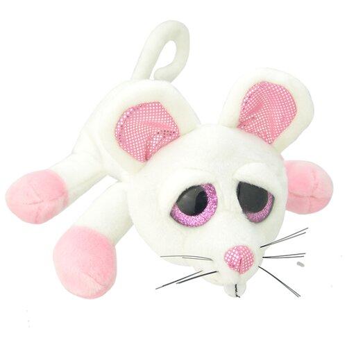 Мягкая игрушка Wild Planet Мышь белая, 25 см