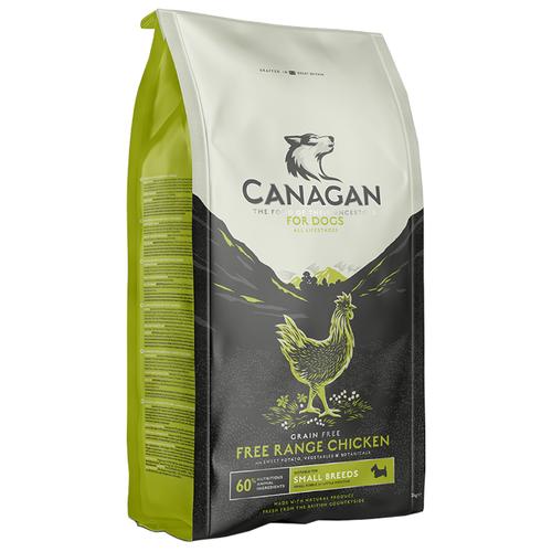Корм для собак Canagan (2 кг) For small breed dogs GF Free-Run Chicken