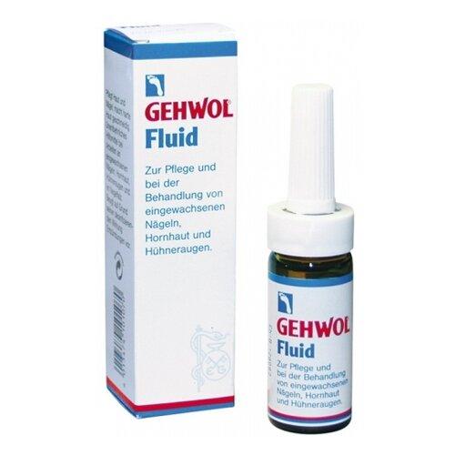 Средство для ухода за кожей вокруг ногтя Gehwol Fluid, 15 мл