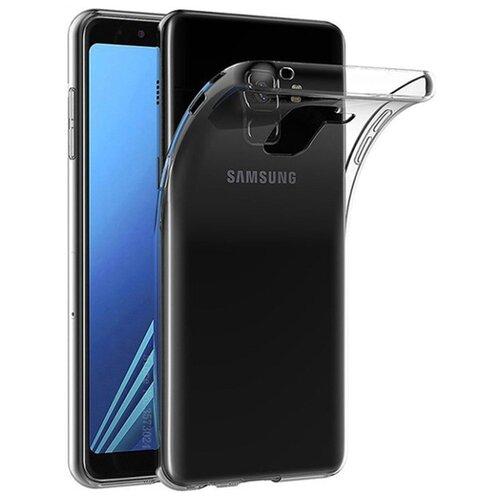Чехол Gosso 183590 для Samsung Galaxy J6 (2018) прозрачный