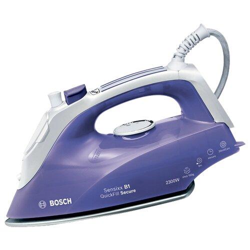Утюг Bosch TDA 2680 фиолетовый/белый