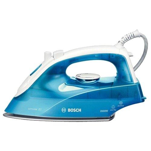 Утюг Bosch TDA 2610 голубой/белый