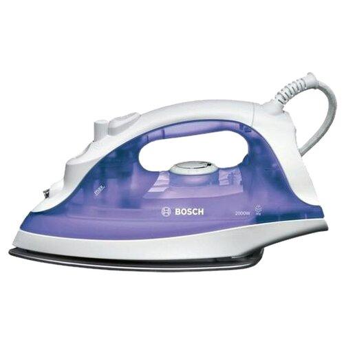Утюг Bosch TDA 2320 темно-фиолетовый/белый