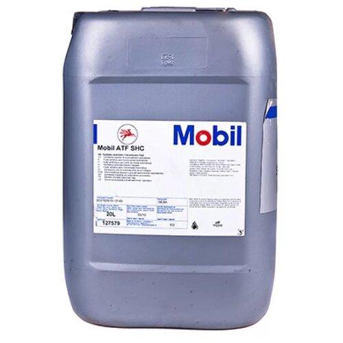 Трансмиссионное масло MOBIL ATF SHC 20 л