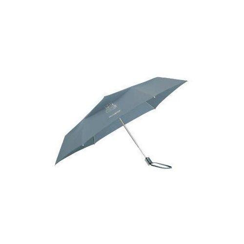 Зонт автомат Samsonite Karissa Umbrellas (6 спиц, большая ручка) голубой