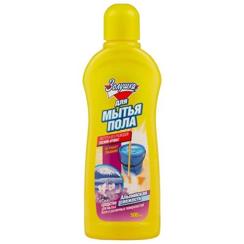 Золушка Средство для мытья пола Альпийская свежесть 0.5 л