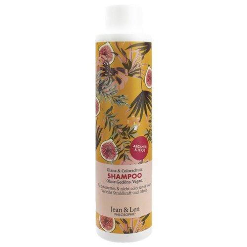 Шампунь Shine #and# Colorschutz Марокканское аргановое масло и инжир для нормальных и окрашенных волос 300 мл