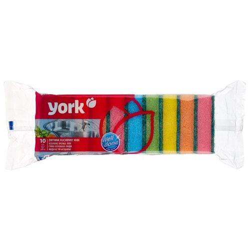 Губки York Миди 10 шт