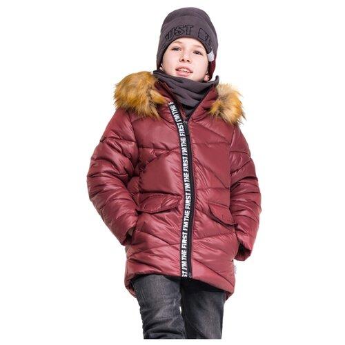 Куртка BOOM! by Orby 90571_BOB размер 122, бордовый