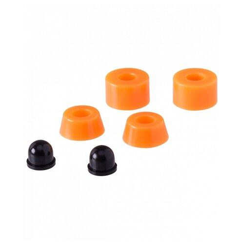 Комплект бушингов Ridex SB, 6 шт. черный/оранжевый