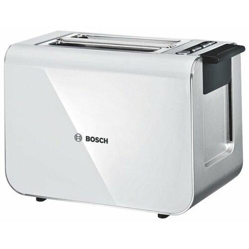 Тостер Bosch TAT8611, белый