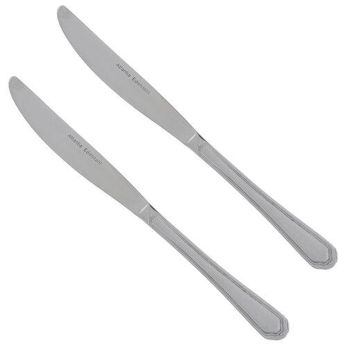 Набор столовых ножей Гармония 2 предмета серебристый