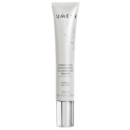 Праймер для макияжа лица увлажняющий придающий сияние Moisturizing #and# Illuminating Primer 20 мл светло-розовый