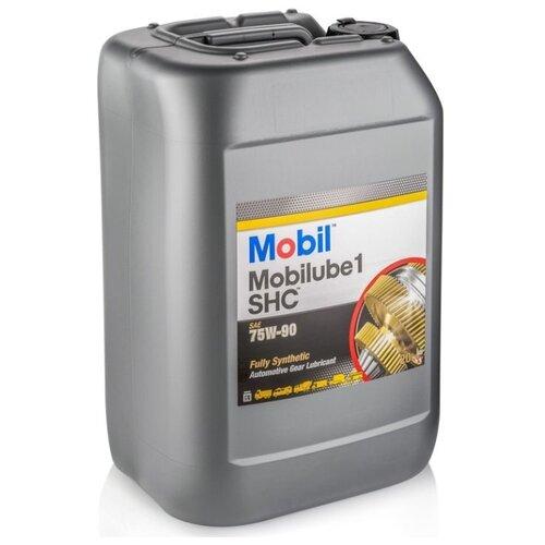 Трансмиссионное масло MOBIL Mobilube 1 SHC 75W-90 20 л
