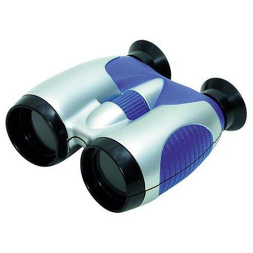Бинокль Edu Toys BN016 серебристый/синий