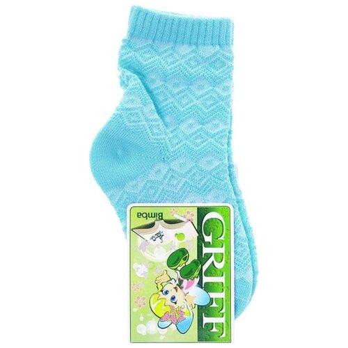 Носки Griff размер 19-22, blu chiaro