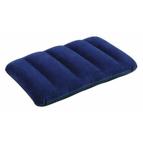 Надувная подушка Intex Downy Pillow (68672) синий
