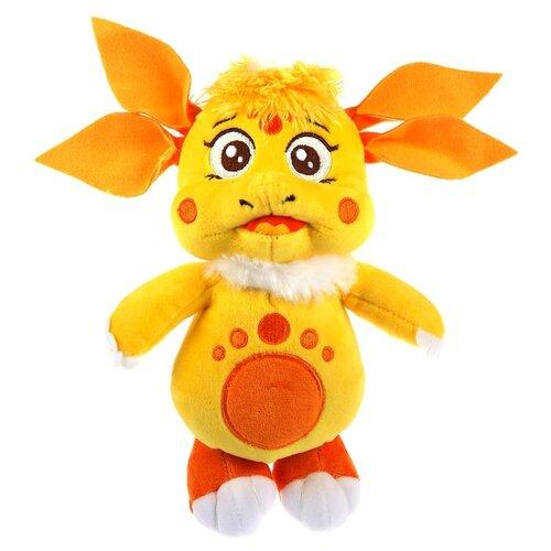 Мягкая игрушка Мульти-Пульти Лунтик и его друзья Луня желтая (без чипа) 18 см