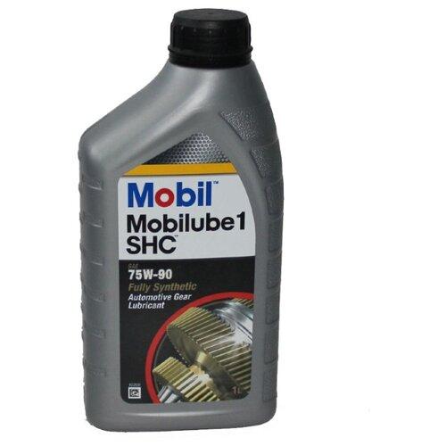 Трансмиссионное масло MOBIL Mobilube 1 SHC 75W-90 1 л