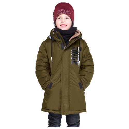 Куртка BOOM! by Orby 90574_BOB размер 146, хаки
