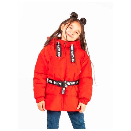 Куртка BOOM! by Orby 100005 размер 170, красный