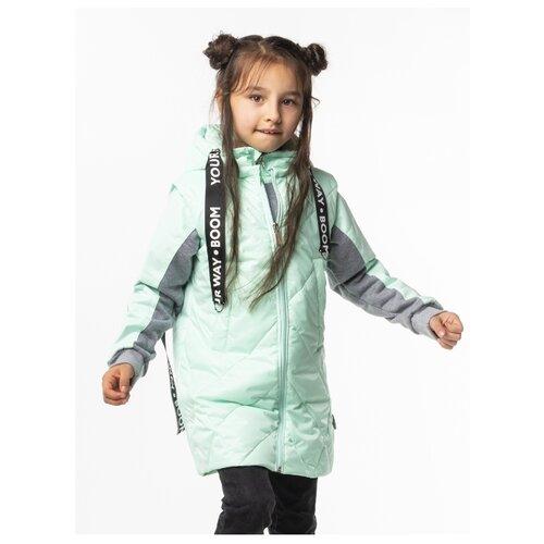 Куртка BOOM! by Orby 100006 размер 146, мятный