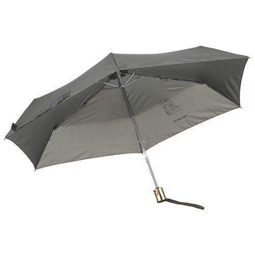 Зонт автомат Samsonite Karissa Umbrellas (6 спиц, большая ручка) оливковый
