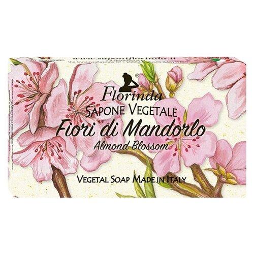Мыло косметическое кусковое Florinda Ария Цветов Fiori Di Mandorlo, 200 г