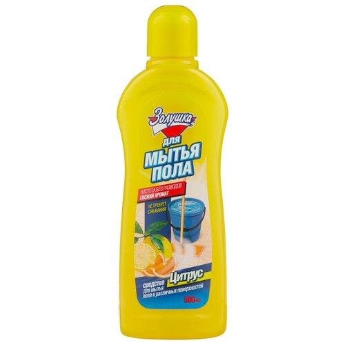 Золушка Средство для мытья пола Цитрус 0.5 л