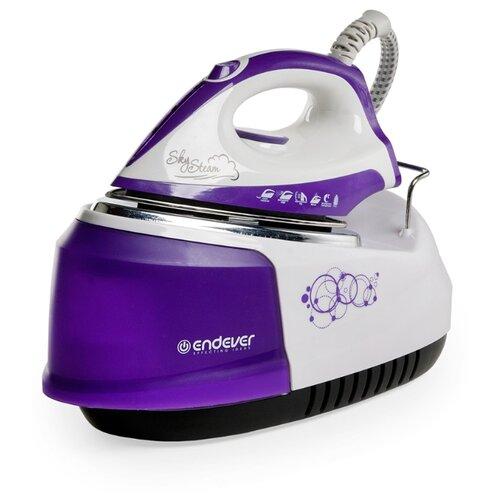 Парогенератор ENDEVER SkySteam-734 фиолетовый/белый