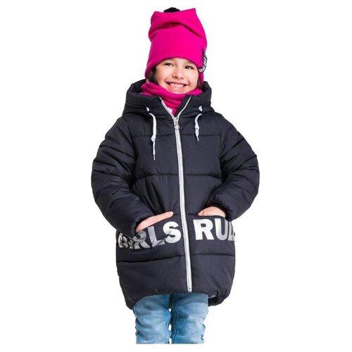 Куртка BOOM! by Orby размер 128, черный