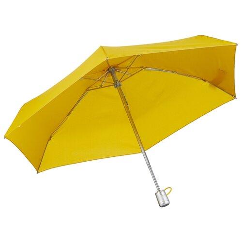 Зонт автомат Samsonite Alu Drop S (6 спиц, большая ручка) желтый