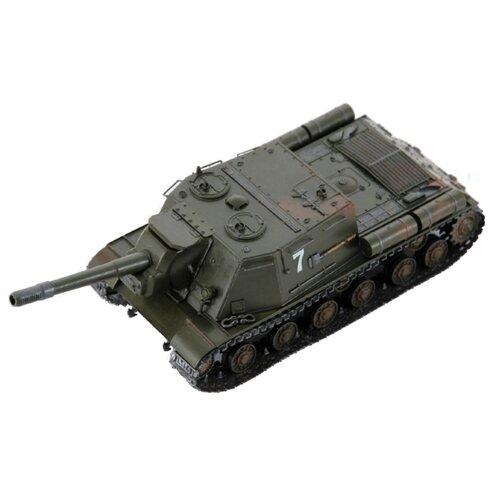 Сборная модель ZVEZDA Советский истребитель танков ИСУ-152 \
