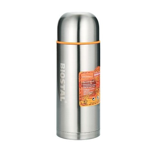 Классический термос Biostal NBP-1000 (1 л) стальной