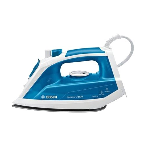 Утюг Bosch TDA 1023010 синий/белый
