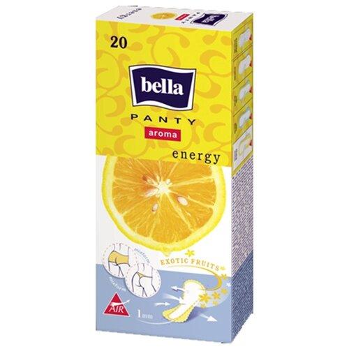 Прокладки ежедневные Panty aroma energy 20 шт.