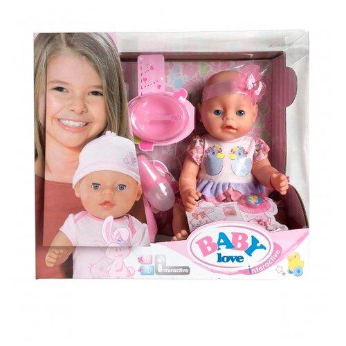 Интерактивный пупс Shantou Gepai Baby Love, 43 см, BL035A