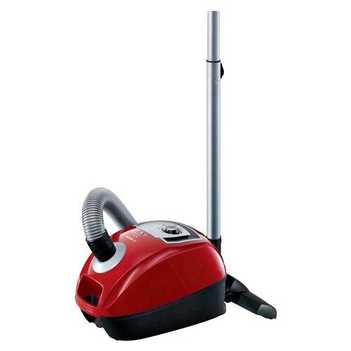 Пылесос Bosch BGL 42130 красный