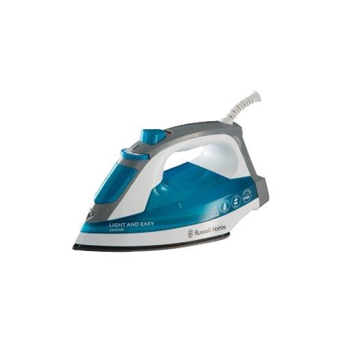 Утюг Russell Hobbs 23590-56 голубой/серый/белый
