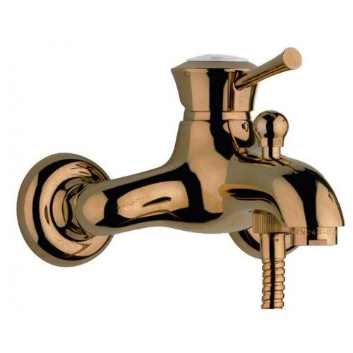 Смеситель для ванны с душем CEZARES Giubileo VM-02 однорычажный бронза
