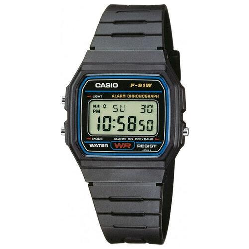 Наручные часы CASIO F-91W-1YER
