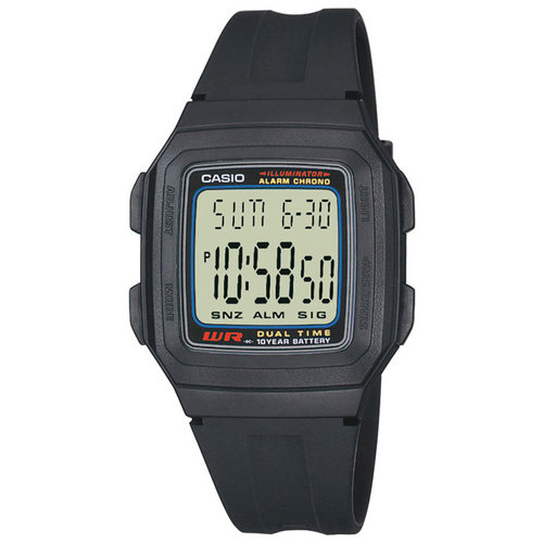 Наручные часы CASIO F-201W-1A