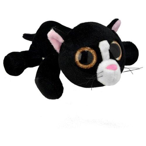 Мягкая игрушка Wild Planet Черный кот 10 см