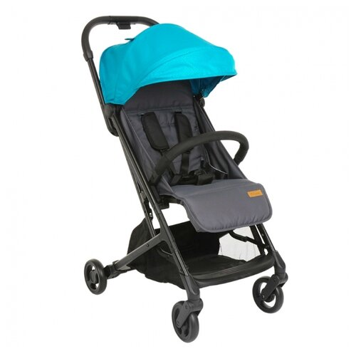 Прогулочная коляска Pituso Style turquoise