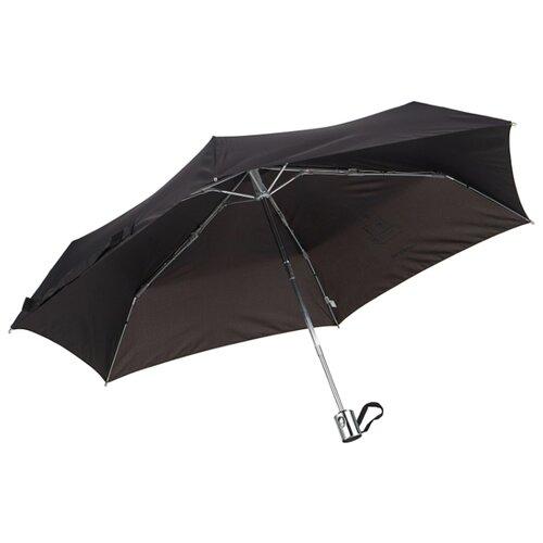 Зонт автомат Samsonite Karissa Umbrellas (6 спиц, большая ручка) черный