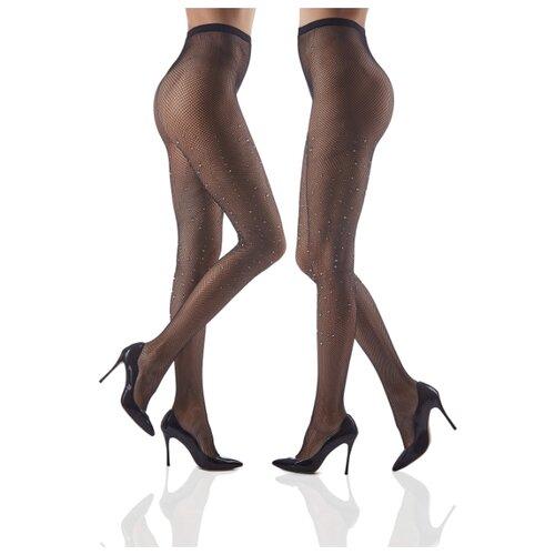 Колготки Le Cabaret 202268 40 den, размер 2-3, черный, 2 пары