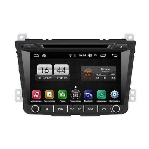 Автомагнитола FarCar s170 Hundai Creta 2016+ Android (L407), черный