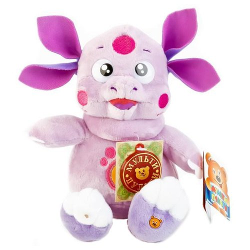 Мягкая игрушка Мульти-Пульти Лунтик 16 см