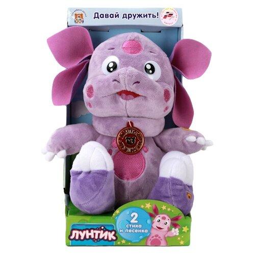 Мягкая игрушка Мульти-Пульти Лунтик 24 см, муз. чип, в коробке