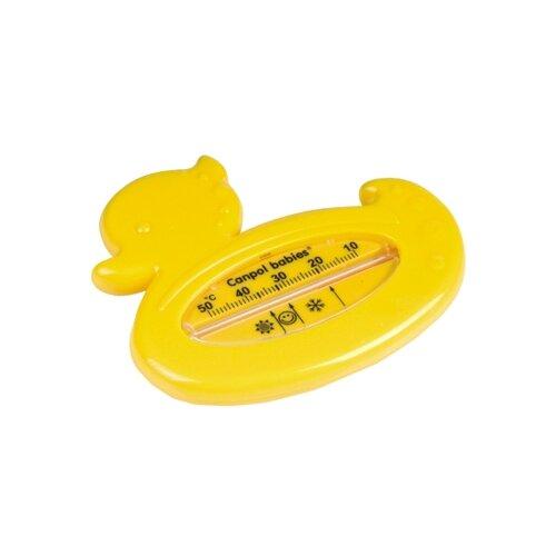 Безртутный термометр Canpol Babies Утка желтый